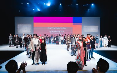 Hong Kong Design Institute Graduation Fashion Show 21th June, 2019