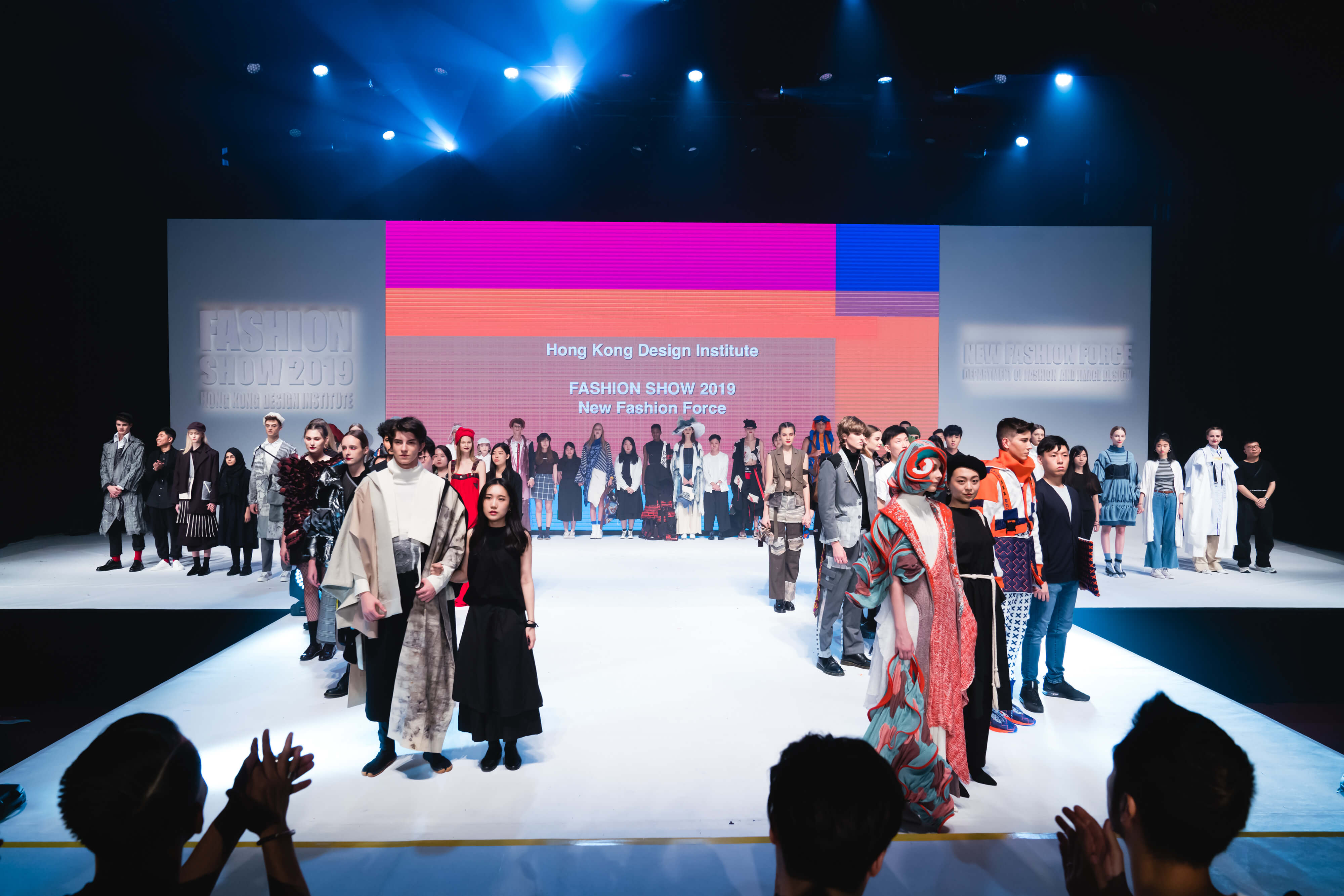 Hong Kong Design Institute Graduation Fashion Show 21th June 2019 香港洋服總會 Hong Kong Tailor Association