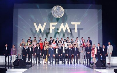 2017  The 37th World  Federation of Master Tailors Congress (Taipei) 31 July – 4 August, 2017