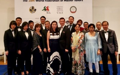 The 38th World Federation of Master Tailors Congress Verona, Italy 3rd August – 7th August 2019