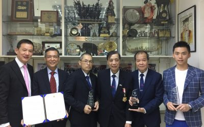 Congratulation to the winners in The 27th Congress of Federation of Asian Master Tailors, Daegu Korea